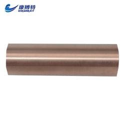 Preço por kg de tungsténio (volfrâmio) Cooper Haste Liga W75cu25 / Fornecedor de cobre de tungstênio
