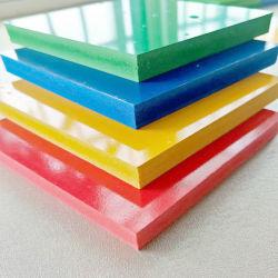 ورقة فوم بلاستيكية ملونة من مادة PVC طباعة على الأشعة فوق البنفسجية وإلوقع عليها