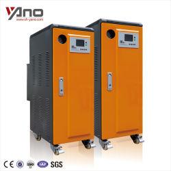 Piccola caldaia a vapore elettrica automatica industriale verticale orizzontale del gasolio del gas di qualità