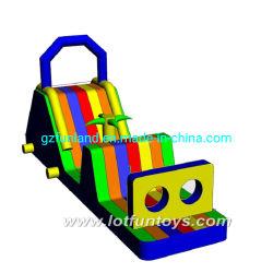 Spielplatz-Unterhaltungs-aufblasbares Spielzeug-Prahler-Hindernis-Kurs-Laufring-Spiel (OC-01)