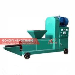 El aserrín de madera marca Hengchang máquina de fabricación de briquetas de carbón de leña