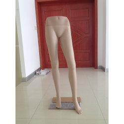 Mannequin femminile dell'ente mezzo per la visualizzazione dei pantaloni