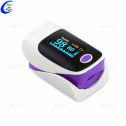 Finger-Impuls-Oximeter der Blut-Testgerät-Farben-LED