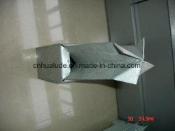Хорошее качество электрического оцинкованный белый цинк полюс Anchor