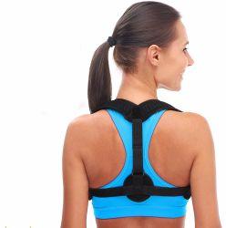 Supporto comodo registrabile della parte posteriore del correttore di posizione per correggere posizione