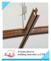 De het opgeschorte Plafond/Net van het Plafond/Staaf van het Plafond T/HoofdT-stuk