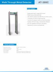 Super Metal Scannertür Walk-Through Metalldetektor