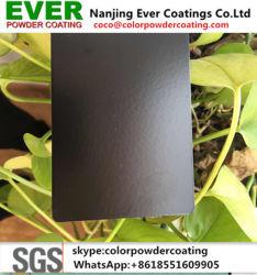 Ral9005黒いエポキシポリエステルハイブリッドスムーズなマットの粉のペンキ