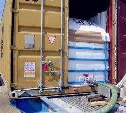 Strong 20FT Recipiente Flexível Flexitank Saco de armazenamento para sumo ácido Recipiente de PVC de Água