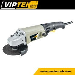 150mm amoladora angular de 1500W de potencia eléctrica de la herramienta de pulido