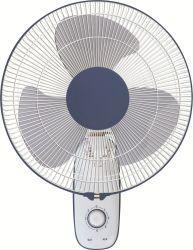 Heet verkoop de Model16inch Ventilator van de Muur van de Schommeling van de Ventilator van de Muur gelijkstroom Elektrische Hangende