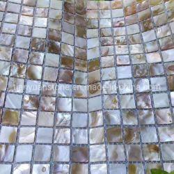 Blanc de Nacre Naturelle Mosaïque de Shell