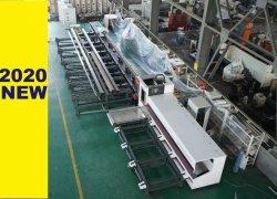 Tube de métal Tube de fabrication de machine de découpage au laser à filtre