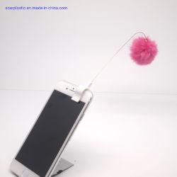 Teléfono de bebé y juguetes mascotas regalo el encanto de clip de acero inoxidable y plástico producto
