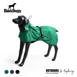 Vestiti personalizzati del panno morbido del cane dell'abito del rivestimento dei vestiti dell'animale domestico di costo di produzione