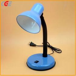 Lampe de bureau à LED Ampoule de LED Douille de lampe Économies d'énergie E27 porte-lampe de table de salle de lumière pour l'étude Table Office de lumière LED lampe de table de gros