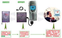 GSM het Bidirectionele Alarm van de Auto