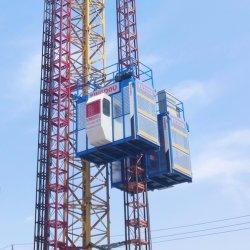 Elevação de construção a elevação do elevador/Caixa de Engrenagem do Levante/elevador de carga /Engenharia de construção Ferramentas de Elevação