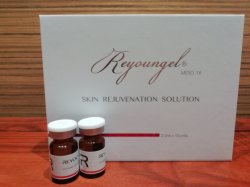 Concentration plus élevée pour flacon de solution de mésothérapie Soins De La Peau avec 18 acides aminés pure