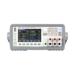 Th6302, ampia gamma, tipo programmabile con sorgente di alimentazione c.c. lineare 30 V/20 a/200 W.