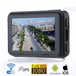 Nuevo diseño 2.7inch privado WiFi móvil Dash coche DVR cámara con la ruta de seguimiento GPS, 5.0Mega Exmor de Sony IMX de la cámara de visión nocturna; Grabador de vídeo digital DVR-2709