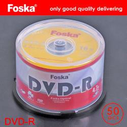 Boa qualidade de impressão Three-Color Foska disco DVDR
