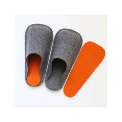 Fieltro RPET reciclado 100% tejido de la Copa de la bolsa de hombro Hoder Zapatilla de interior