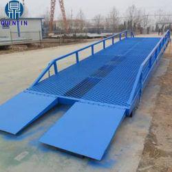 8t conteneur Dock Yard ramp rampe