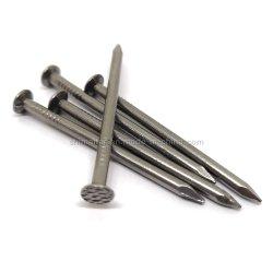 Preiswerter geläufiger Draht-Ring-Nagel, der Maschine für hölzernen Eisen-Nagel herstellt