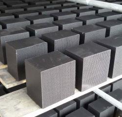 Panal de carbón activado, hac-001, mediante la purificación de gas