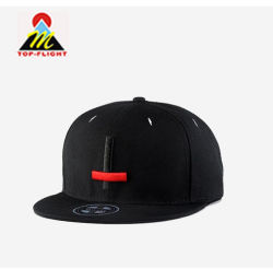 Borda Plana personalizada Snapback Hat Tampa do Hip Hop