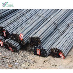 BS4449 500b de la barra de deformación de acero 500c/ de los precios de la construcción de 12 mm Material Acero Barra Barra de hierro