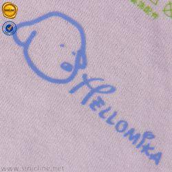 Sinicline 주문 파란 귀여운 로고 압박 아이 t-셔츠를 위한 열 열전달 레이블