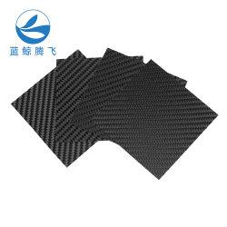 La Chine Fabricant de feuilles de fibre de carbone/ tube en fibre de carbone/ Plaque en fibre de carbone