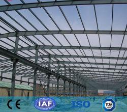 金属屋根および壁板スチール構造工場ビル