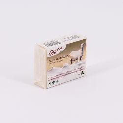 Private Label blanquear la piel y el Jabón hidratante La leche de cabra