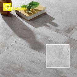 De externe Tegel van de Muur van het Porselein van het Cement van de Vloer Donkere Grijze