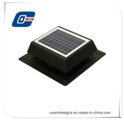 De haute qualité dans le solaire 10W9Powered Grenier ventilation Ventilateur d'échappement