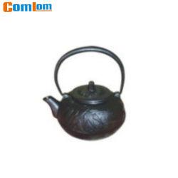 黒いコーティングが付いているCL1D-CCS2030 Comlomの鋳鉄のティーポット