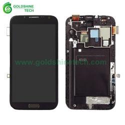Низкая цена на экране мобильных ПК для Samsung Galaxy примечание 2 в сборе с рамой ЖК-N7100 N7105 I317