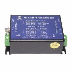 Hpxin JK-A24-1 SPD videomonitor-Schoner-videoüberwachung-Blitzableiter-Stromstoss-Schutz-Einheit