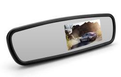 Espejo Two-Eyes específicos de levas con varias cámaras de visión trasera