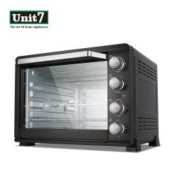 53L de nieuwe Elektrische Oven van de Pizza van de Grill van het Baksel van de Microgolf van het Huis van het Ontwerp Roestvrije