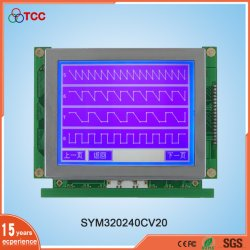 産業5.7インチ320X240/320*240/320240 Ra8835のコントローラCCFL図形LCDスクリーン表示