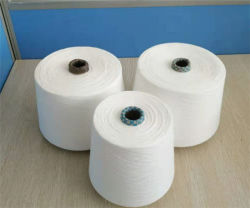 Fils de polyester/coton textile ne 12 T/C de filés de polyester coton