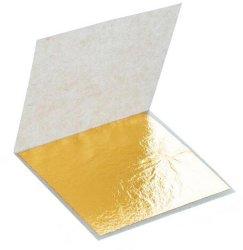 Decoratieve religieuze kunstzinnige Silver Gold Leaf-folie