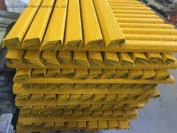 Bitola da escada de PRFV antiderrapagem cobrir obras de escada