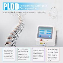 2021 China Venta caliente 980/ 980+1470 Pldd bajo terapia con láser máquina láser blando alemán de fisioterapia Láser