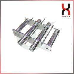 Filtro magnético permanente con los tubos de 5 barras magnéticas Grill