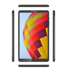 8 pulgadas de núcleo cuádruple de sc9832e WiFi 4G LTE Android 8.1 Tablet Pcwith micro ranuras para tarjetas SIM